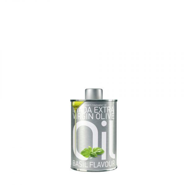 ILIADA Extra Virgin Olive Oil with Basil