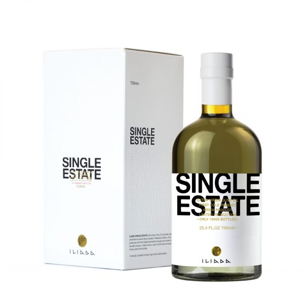 ILIADA Single Estate Extra Virgin Olive Oil