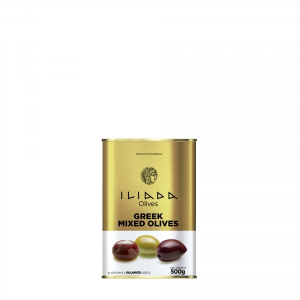 ILIADA Mixed Olives